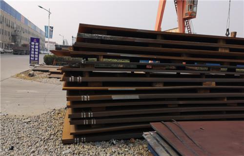 三亚舞钢NM450耐磨钢板厂家