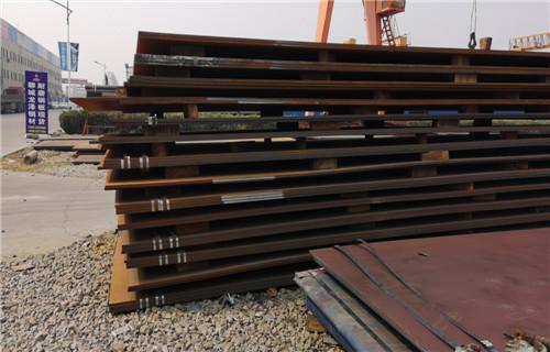 三亚新余耐磨钢板NM450厂家