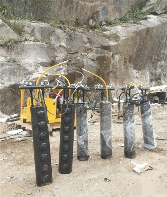 咸阳.工程与矿山机械设备厂家供应采石器