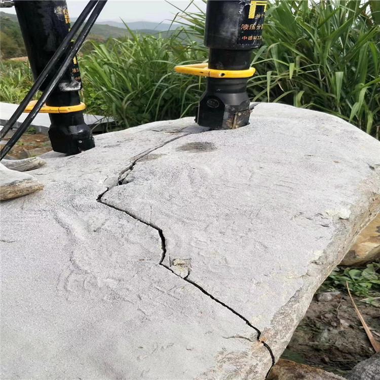 重庆.建设开挖基坑岩石设备如何开采