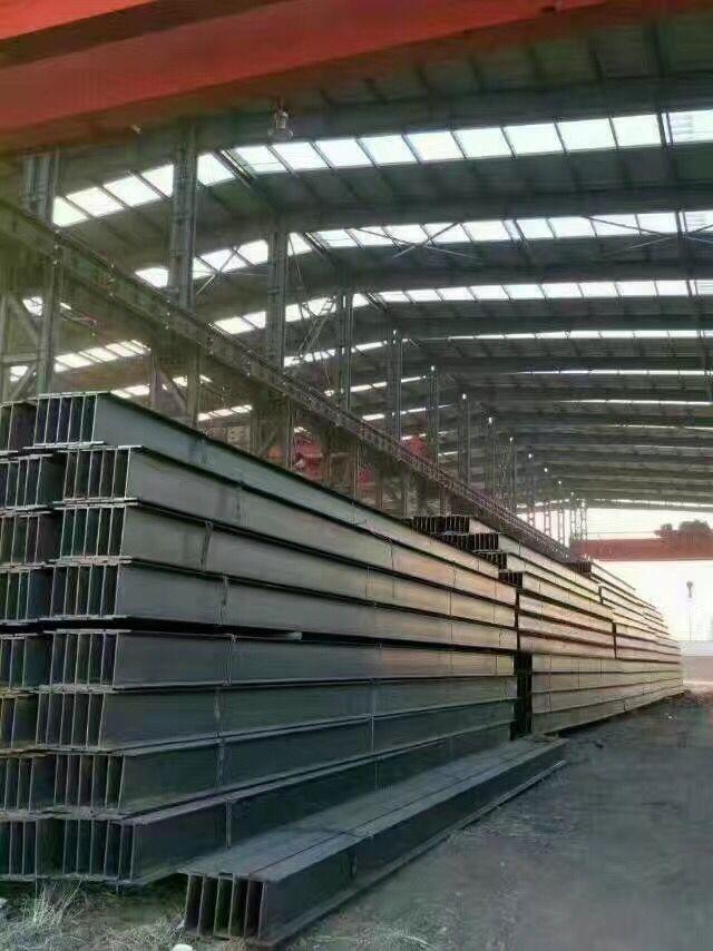 南充钢结构用H型钢厂家