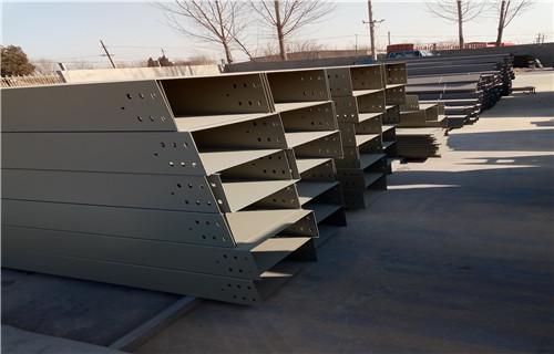 株洲钢制桥架安装灵活方便