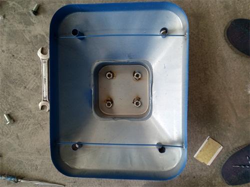 三亚不锈钢栏杆产品展示
