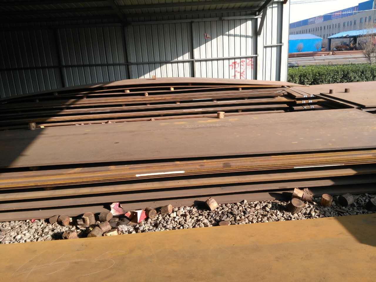 临沂涟钢耐磨NM400钢板价格是多少