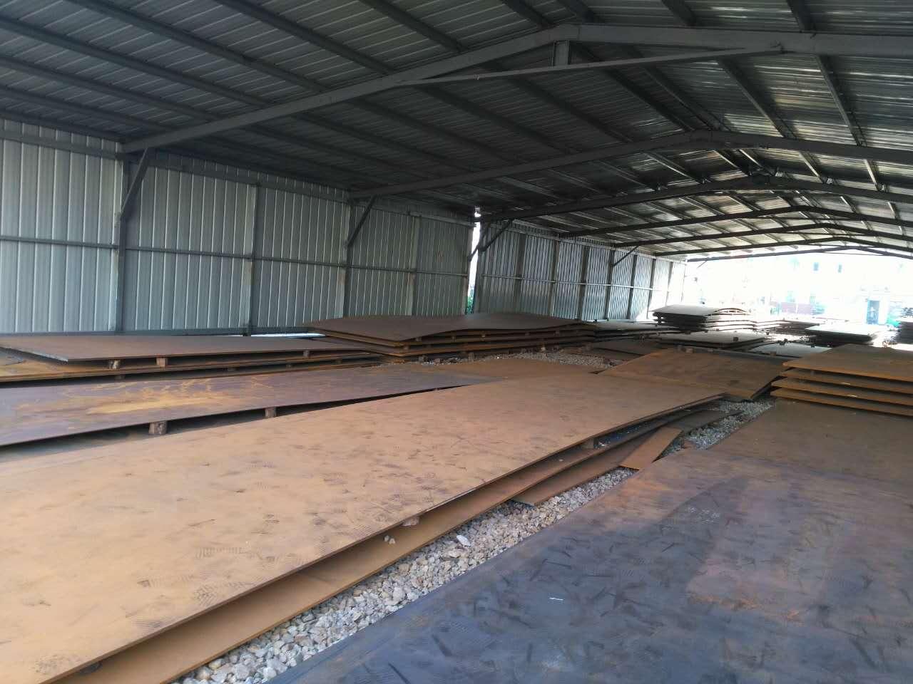 铁岭新钢NM400钢板厂家高韧性