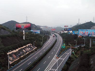 三亚单立柱广告牌制作公司