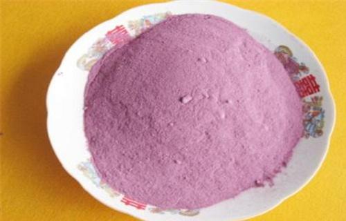 广州紫薯熟粉生产厂家