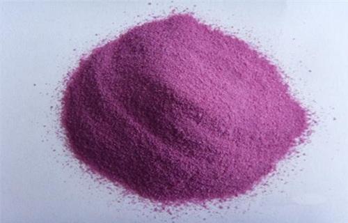 广州紫红薯粉价格