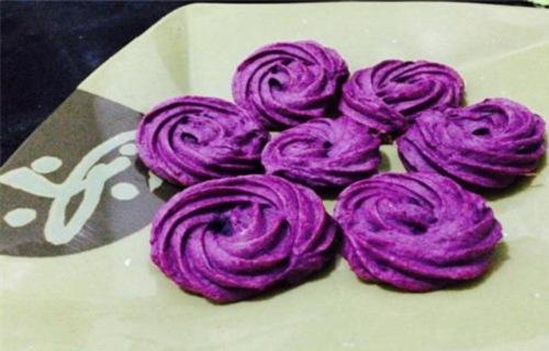 广州紫薯丁