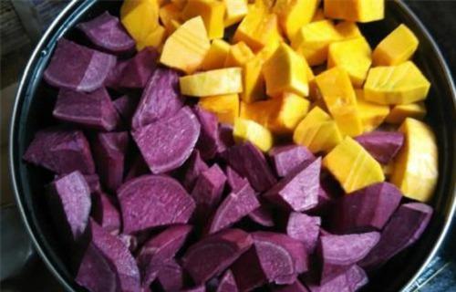 三亚紫红薯粉厂