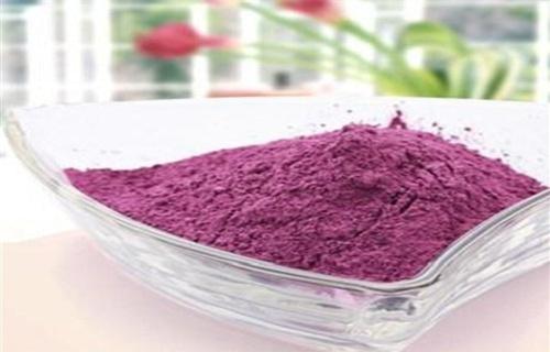 宜宾紫红薯粉生产厂家