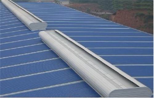 金华敞开通风气楼屋顶通风生产厂家