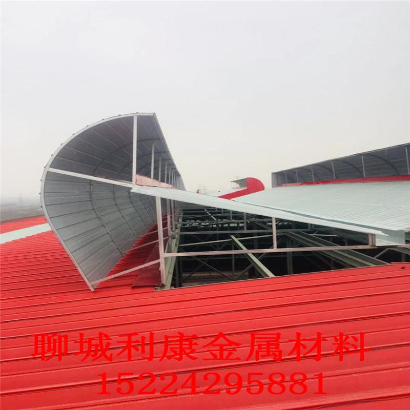 广安斜屋顶天窗可来图纸定制
