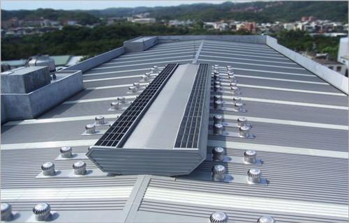 平顶山敞开式通风气楼厂家生产安装