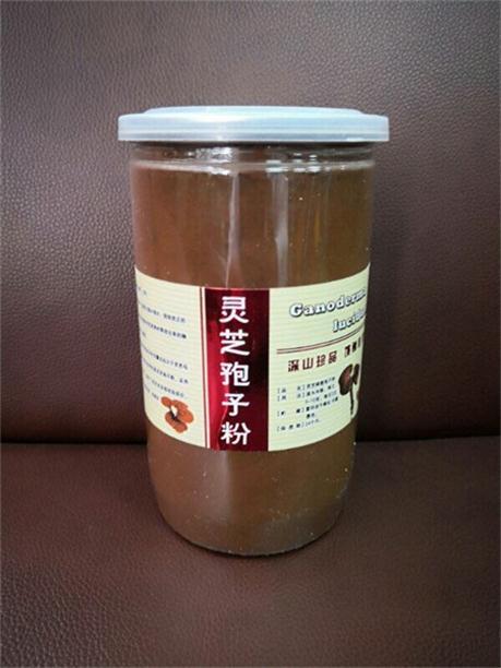 黄埔破壁灵芝孢子粉