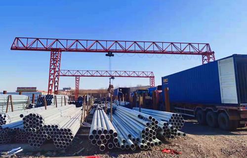 广州大口径镀锌无缝钢管Q345镀锌钢管质量好 服务优