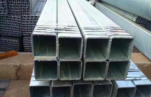 三亚厚壁镀锌无缝方管16mn镀锌钢管易加工损耗小
