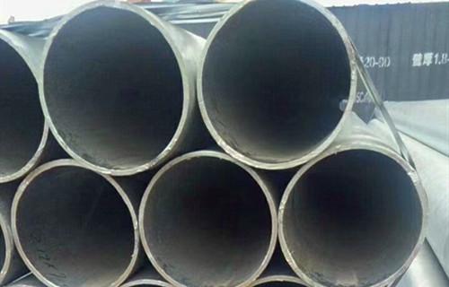 三亚大口径镀锌无缝圆管Q345镀锌无缝钢管钢材报价通知