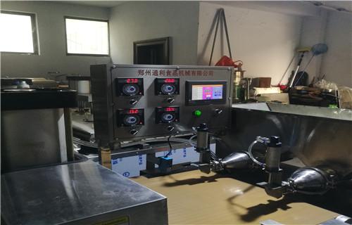 三亚烙馍机厂家产品升级