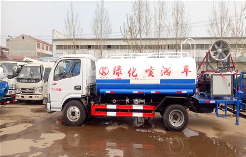 广州东风10吨洒水车2019年吸粪车的价格优惠