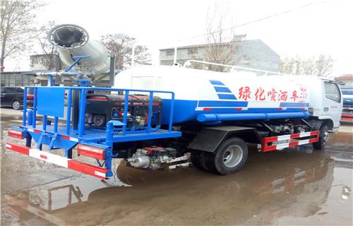 许昌东风8吨洒水车哪里有卖的价格