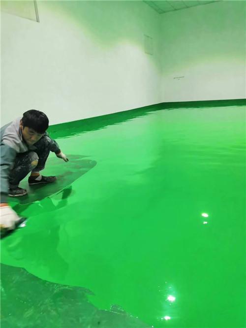 威海环氧砂浆地坪环氧地面起皮气泡