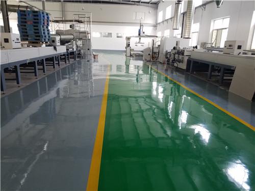 威海环氧树脂地坪漆环氧自流平多少钱