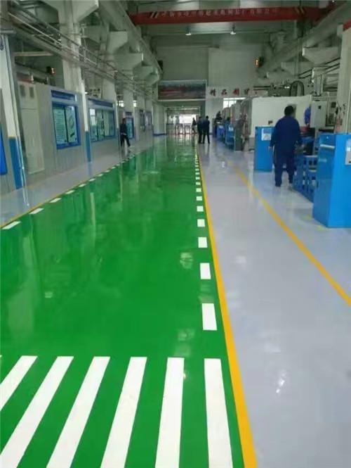 滨州防腐环氧地坪户外环氧聚氨酯地坪漆
