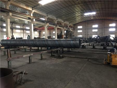 晋中Q235A螺旋钢管专注生产