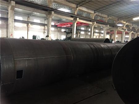 呂梁X52螺旋鋼管質量超群
