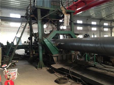 河南X60螺旋钢管优级