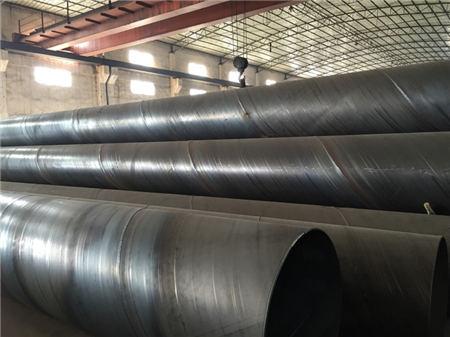 广州Q345(16Mn)螺旋钢管新闻资讯