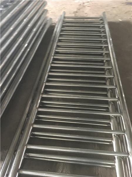 山西不锈钢桥梁栏杆安装方便