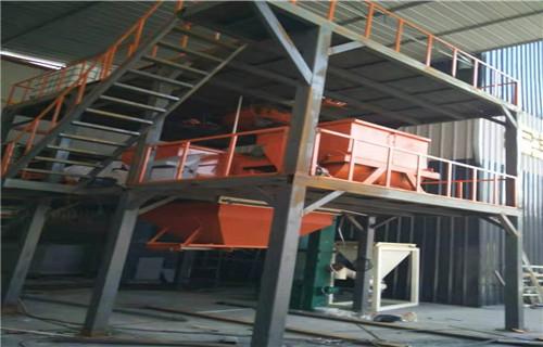 白银压制水泥基匀质板设备压制水泥基匀质板设备