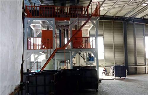 三亚匀质板生产设备生产