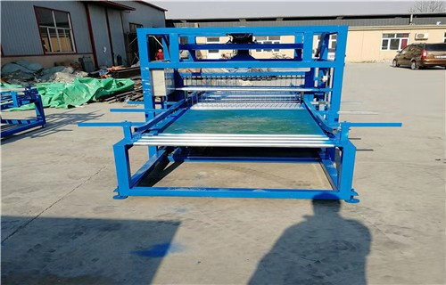 阳江水泥基匀质板生产线模箱匀质板设备
