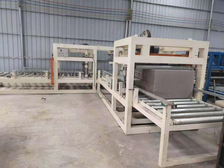 湖州压制水泥基匀质板设备水泥基匀质板生产线