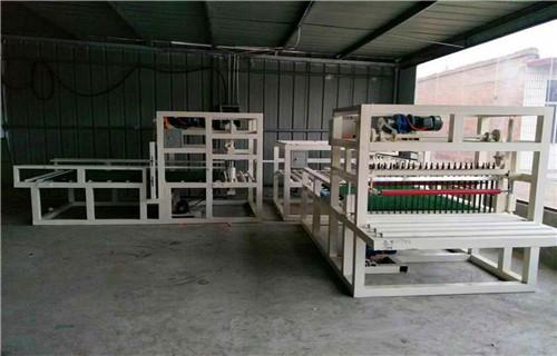 通化模箱匀质板设备模箱水泥基生产线