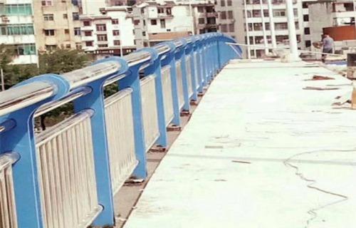 宜宾不锈钢防护护栏按图生产