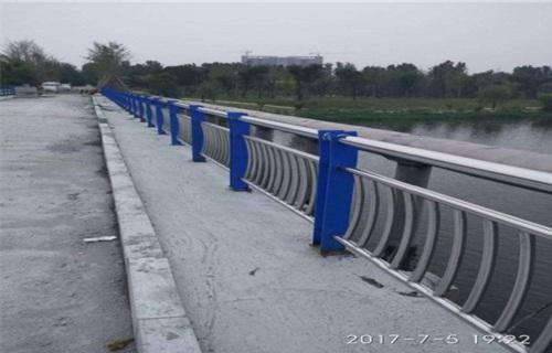 晋中桥梁防撞护栏批发零售
