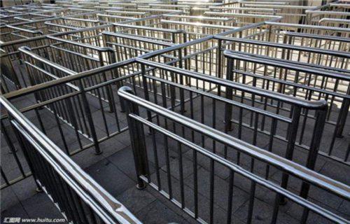 三亚不锈钢复合管高铁护栏零售