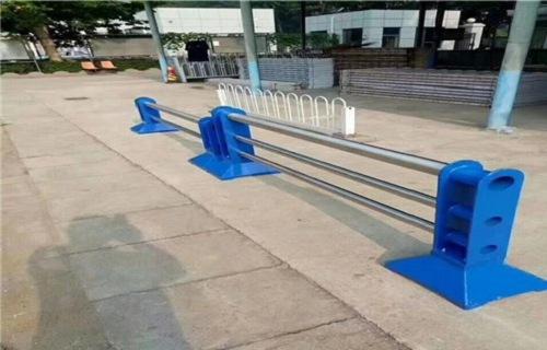 湖南不锈钢人行桥梁栏杆每米价格