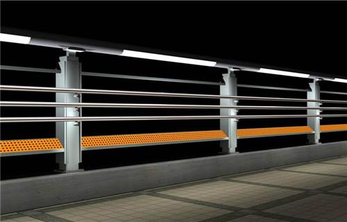 阜新不锈钢复合管护栏种类齐全