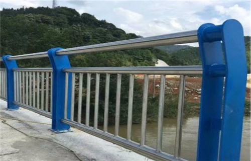 晋中不锈钢桥梁护栏厂家直销