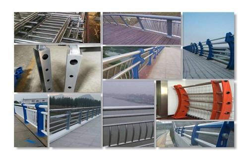 邢台不锈钢过街天桥护栏高品质厂家