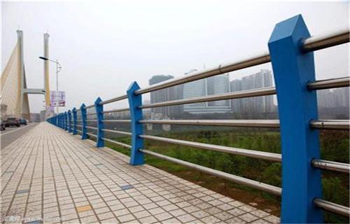 阿拉善不锈钢景观护栏实时报价