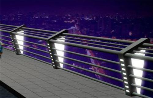 乌兰察布不锈钢过街天桥护栏质量有保证