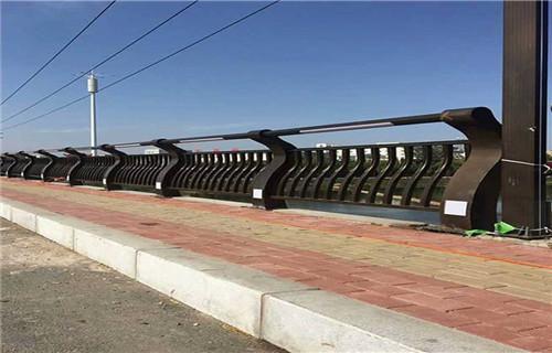 长治不锈钢过街天桥护栏咨询热线