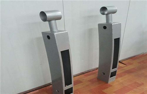 鄂尔多斯Q235钢板立柱镀锌喷塑值得信赖