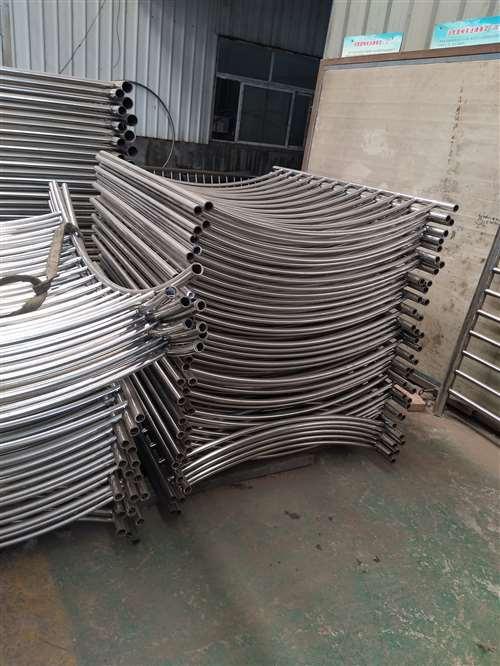 丽水不锈钢复合管护栏厂可按客户需求生产